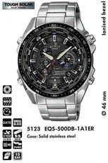 Casio EQS-500DB-1A1ER