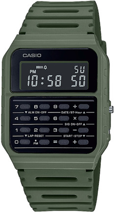 Часы CASIO CA-53WF-3BEF
