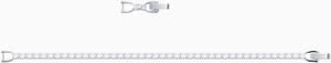 Браслет Swarovski TENNIS 5409771 M