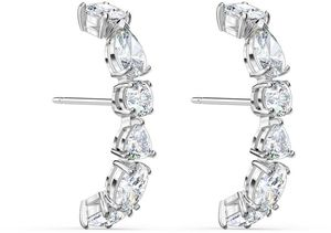 Сережки Swarovski TENNIS DELUXE 5563322