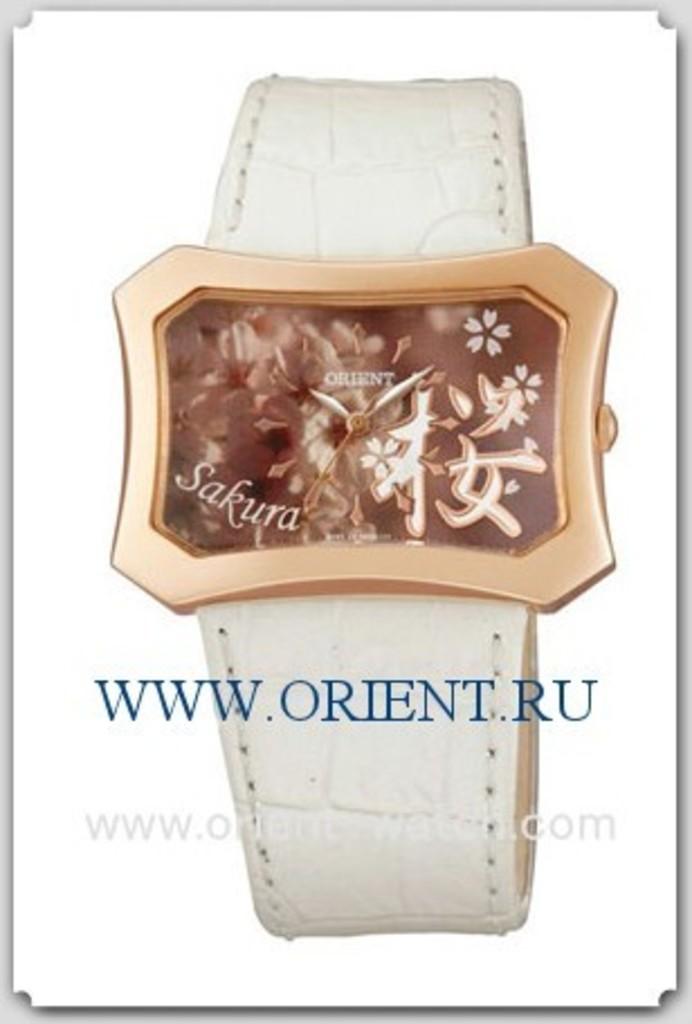 Женские часы Orient CUBSQ004Z