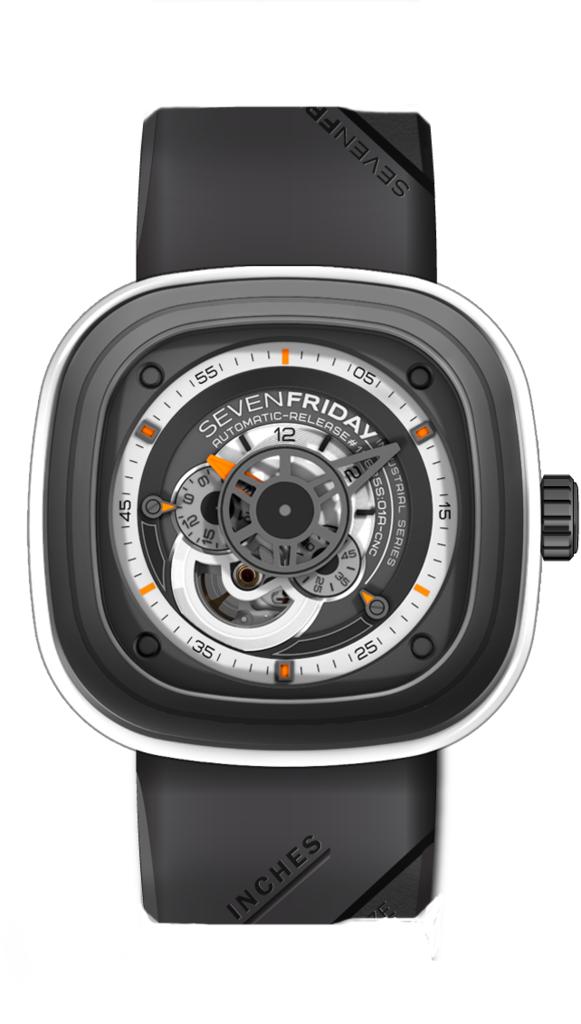 Мужские часы Sevenfriday P3-3