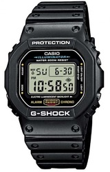 Годинник CASIO DW-5600E-1VER - Дека
