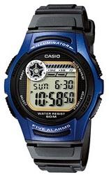 Годинник CASIO W-213-2AVEF - Дека