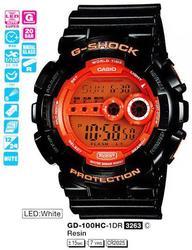 Годинник CASIO GD-100HC-1ER - ДЕКА