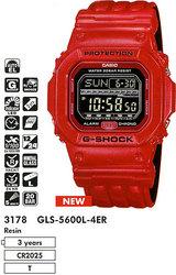 Часы CASIO GLS-5600L-4ER - Дека