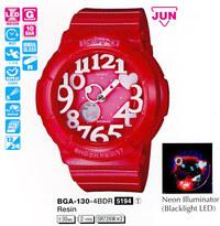 Часы CASIO BGA-130-4BER - Дека