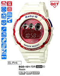 Часы CASIO BGD-121-7ER - Дека