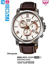 Часы CASIO BEM-507L-7AVDF - Дека