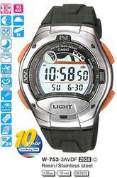Часы CASIO W-753-3AVDF - ДЕКА