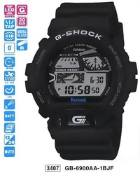 Часы CASIO GB-6900AA-1BER - ДЕКА