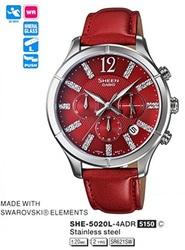 Часы CASIO SHE-5020L-4AEF - Дека