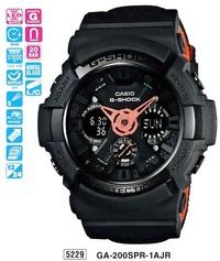 Часы CASIO GA-200SPR-1AER - Дека