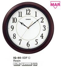 Часы CASIO IQ-60-5DF - ДЕКА