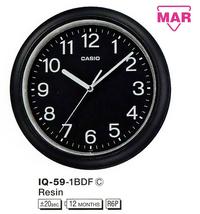 Часы CASIO IQ-59-1BDF - Дека