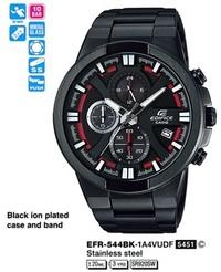 Часы CASIO EFR-544BK-1A4VUEF - Дека