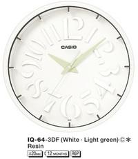 Часы CASIO IQ-64-3DF - ДЕКА