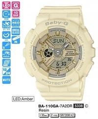 Часы CASIO BA-110GA-7A2ER - Дека