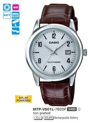 Часы CASIO MTP-VS01L-7B2DF - Дека