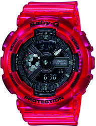 Часы CASIO BA-110CR-4AER - Дека