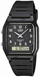 Годинник CASIO AW-48H-1BVEF - Дека