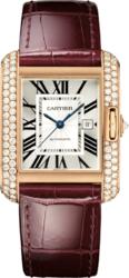 Часы Cartier WT100016 - Дека
