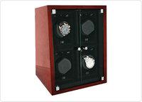 Коробка для завода часов Beco 309325 (темная вишня) - Дека