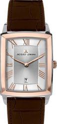 Часы JACQUES LEMANS 1-1607D - Дека