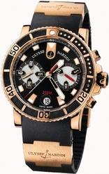 Часы Ulysse Nardin 8006-102-3A/92  - Дека