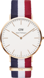 Часы Daniel Wellington DW00100003 Cambridge 40 - Дека