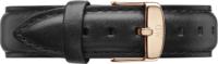 Ремешок Daniel Wellington XL-0307DW 20mm черн - Дека
