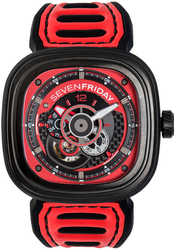 Годинник SEVENFRIDAY SF-P3B/06 - Дека