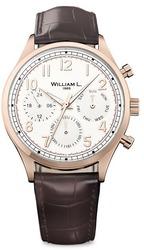 Часы WILLIAM L WLOR03BCORCM - ДЕКА
