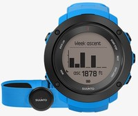 Смарт-часы SUUNTO AMBIT3 VERTICAL BLUE HR - Дека